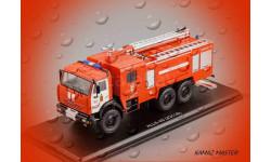 КАМАЗ 43118 АЦ-5-40 Пожарный