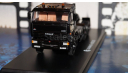 КАМАЗ-65225-020 (Euro 2) седельный тягач 6х6 ЧЁРНЫЙ