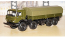 КАМАЗ-6350 8х8 Мустанг, масштабная модель