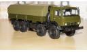 КАМАЗ-6350 8х8 Мустанг, масштабная модель, 1:43, 1/43, Автоистория (АИСТ)