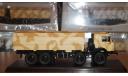 КАМАЗ 6350 8х8 Мустанг Камуфляж 'Пустынный', масштабная модель, 1:43, 1/43