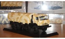 КАМАЗ 6350 8х8 Мустанг ЦЕНА №1, масштабная модель, scale43