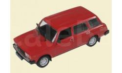 Lada 2104 (ВАЗ-2104) - 1987 - красный 1:43, масштабная модель, DeAgostini-Польша (Kultowe Auta), scale43