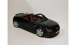 AUDI TT Roadster Maisto - без коробки 1:18, масштабная модель, scale18
