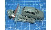Кит Лада (LADA)  Калина 1119 Sport 1/43, масштабная модель, ВАЗ, мастерская КИТ, scale43