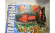 Т-4А 'Алтай' трактор - красный - №17 с журналом 1/43, масштабная модель, Тракторы. История, люди, машины. (Hachette collections), 1:43