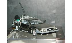 DeLorean DMC 12 - из к/ф «Назад в будущее» Часть 1 1:43