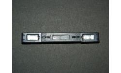 бампер камаз - тип 2 (дефектный) - с блок фарами в комплекте  1/43, масштабная модель, ALPA models, 1:43