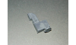 воздухозаборник камаз - тип 3 - черный 1/43, масштабная модель, ALPA models, scale43