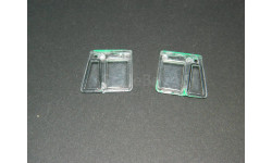 стекла дверей зил-5301 1/43, запчасти для масштабных моделей, AVD Models, 1:43