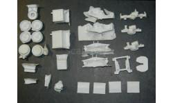 Комплект для изготовления урал-44202 седельный тягач (без кабины)