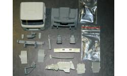 урал-44202-82м седельный тягач -полный комплект для сборки