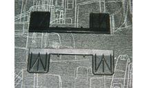 крылья зил-130 - комплект 1/43, запчасти для масштабных моделей, Автоистория (АИСТ), 1:43