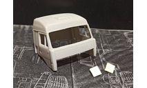 Кабина 5460/6460 - макси крыша- отдельная облицовка - 1/43, масштабная модель, КамАЗ, ALPA models, scale43