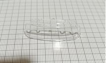 Стекло лобовое зил-130 1:43, запчасти для масштабных моделей, AVD Models, 1/43