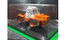Т-150К трактор колесный ранний - оранжевый/белый - №92 с журналом 1:43, масштабная модель, ХТЗ, Тракторы. История, люди, машины. (Hachette collections), scale43