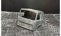 Кабина МАЗ со спальником - неокрашенная 1/43, запчасти для масштабных моделей, AVD Models, scale43