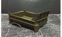МАЗ-503/5549 - кузов- собранный - хаки 1:43, масштабная модель, DNK, 1/43
