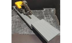 Трал с экскаватором  1/43, запчасти для масштабных моделей, New-Ray Toys, scale43