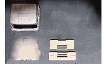 Кабина урал-5323 дневная (металл!) - 1-й рестайлинг 1/43, масштабная модель, ALPA models, scale43