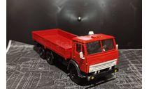 камаз-5320 бортовой - красный (СССР)1/43, масштабная модель, Элекон, scale43