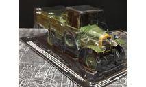 АМО-Ф-15 - хаки - №87 с журналом 1:43, масштабная модель, Автолегенды СССР журнал от DeAgostini, scale43