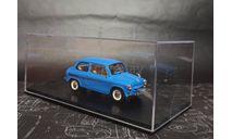 ЗАЗ-965АЭ 'Ялта' - светло-синий 1967 г 1/43, масштабная модель, DiP Models, scale43