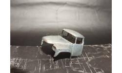 Зил-133ГЯ - кабина неокрашенная 1:43