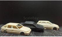 Кузова ваз 3 штуки одним лотом - со стеклами 1/43, масштабная модель, ALPA models, scale43