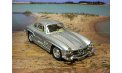 Mercedes-Benz 300 SL  1954 г.- без коробки 1:24