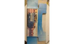 Коробка от камаз-5320 без тента, боксы, коробки, стеллажи для моделей, Элекон