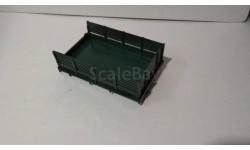 кузов зил-157 темно-зеленый, запчасти для масштабных моделей, Автоистория (АИСТ), 1:43, 1/43