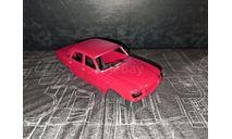 ГАЗ-3110 кузов  -красный 1:43, запчасти для масштабных моделей, Наш Автопром, 1/43