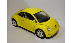 Volkswagen Beetle BBurago - без коробки 1:18, масштабная модель, scale18