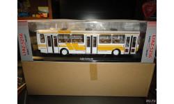 Лиаз-5256.00 (бело-желтый) Classicbus