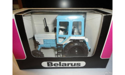Трактор МТЗ-82 Belarus (белый/светло-голубой) Тантал