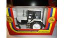 Трактор МТЗ-82 Belarus 'Люкс' (чёрно-белый) Тантал, масштабная модель, Агат/Моссар/Тантал, 1:43, 1/43