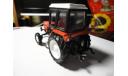 Трактор МТЗ-82 Belarus 'Люкс' (чёрно-красный, с белой крышей) Тантал, масштабная модель, Агат/Моссар/Тантал, 1:43, 1/43