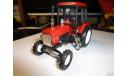 Трактор МТЗ-82 Belarus 'Люкс' (чёрно-красный) Тантал, масштабная модель, Агат/Моссар/Тантал, 1:43, 1/43