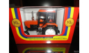 Трактор МТЗ-82 Belarus 'Люкс' (чёрно-оранжевый) Тантал, масштабная модель, Агат/Моссар/Тантал, 1:43, 1/43