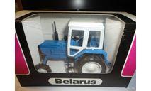 Трактор МТЗ-82 Belarus (синий, кабина белая) Тантал, масштабная модель, Агат/Моссар/Тантал, 1:43, 1/43