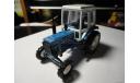 Трактор МТЗ-82 Belarus (синий, кабина белая) Тантал, масштабная модель, Агат/Моссар/Тантал, scale43