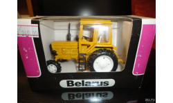 Трактор МТЗ-82 Belarus (желтый) Тантал