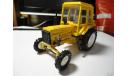 Трактор МТЗ-82 Belarus (желтый) Тантал, масштабная модель, scale43