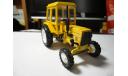Трактор МТЗ-82 Belarus (желтый) Тантал, масштабная модель, Агат/Моссар/Тантал, 1:43, 1/43