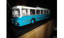 Троллейбус ЗиУ 5(аквамарин) СlassicBus (1-й выпуск), масштабная модель, Classicbus, 1:43, 1/43