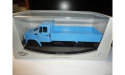 ЗИЛ-4331, 1986 г. (голубой) Start Scale Models