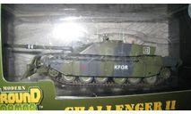 Английский ОБТ Challenger II с грейдерским ножом - окрас 'Косово 1999г', масштабные модели бронетехники, Easy Model, 1:72, 1/72