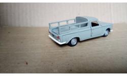 Фиат-1500 конверсия 80-х, масштабная модель, СССР, scale43, Fiat