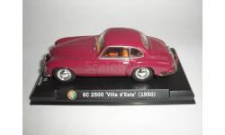 Alfa Romeo 6C 2500 1950, масштабная модель, 1:43, 1/43